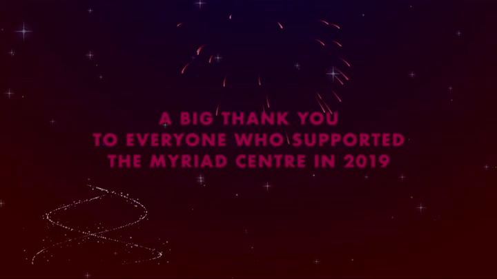 myriad thanks